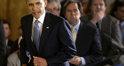 Obama's grand bargain: economy first, deficit second