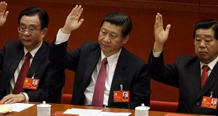 New leadership in China, but same old decision-making problems