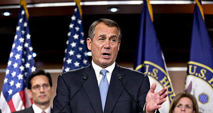 Has John Boehner really agreed to increase taxes on the rich?