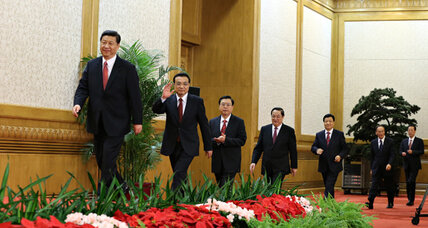 Xi Jinping: A one-time 'princeling' takes China's reins