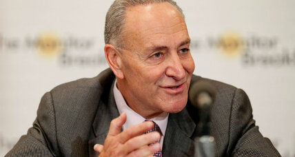 Tax cuts as path to revenue growth? A 'fairy tale,' says Senator Schumer.