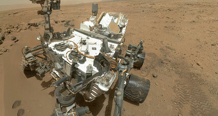 NASA: Astronauts could survive Mars radiation