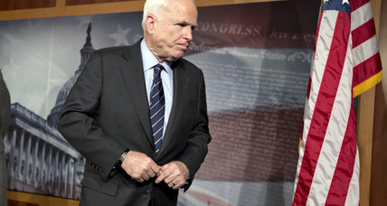Susan Rice as Sec. of State? Sen. McCain pledges to block nomination.