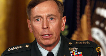 David Petraeus faces Congressional questions on Libya attack
