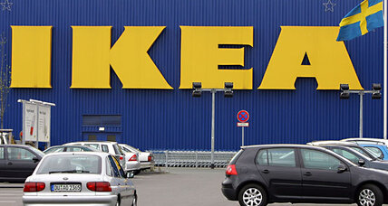 IKEA apologizes for using forced labor to make furniture