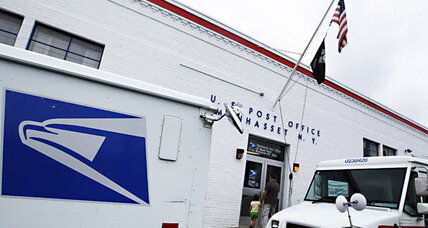 Post Office record loss hits $15.9 billion. Retiree benefits to blame.