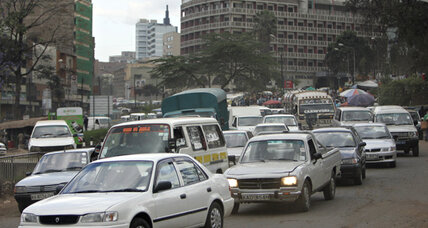 Sick of traffic, Kenyans on board with Nairobi's new commuter rail
