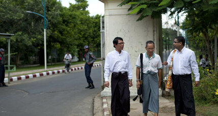 Obama to speak at symbolic university in Myanmar (+video)