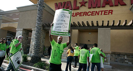 Wal-Mart Black Friday walkout: How bad will it be? (+video)