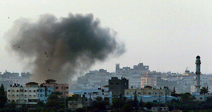 As Hamas confronts Israel, its Arab support swells