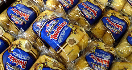 Hostess, union to give mediation one last try. Can Twinkies be saved? (+video)