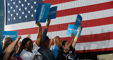 Obama won, so why is his campaign still chugging along? (+video)