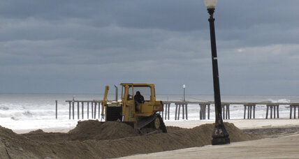 In Superstorm's wake: Erosion and questions on government-funded sand