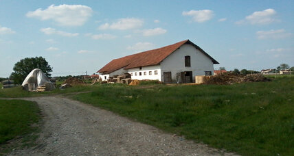 How Croatian agriculture bought the farm