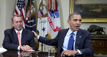 Is Obamacare on table for 'fiscal cliff' talks?