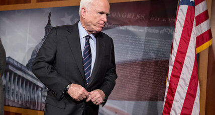 John McCain and abortion: Did he hint at GOP shift?