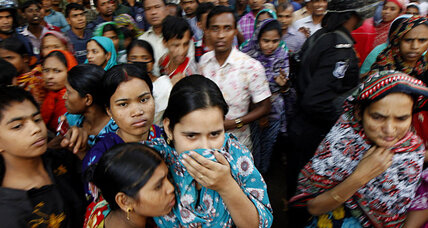 More than 100 die in garment factory fire, the deadliest in Bangladesh's history
