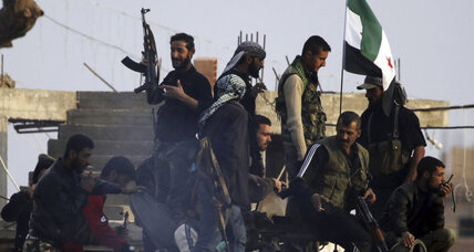 Stalemate in Syria? Army short on loyalists, rebels short on guns