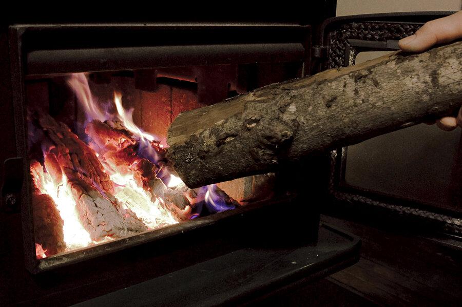 Wood Burning On The Rise