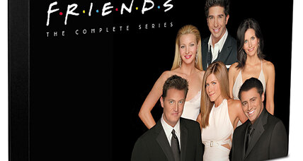 Top Picks: 'Friends' on Blu-ray, Led Zeppelin live DVD, and more