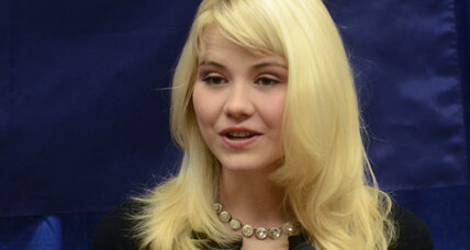 Kidnapping victim Elizabeth Smart's memoir to be written by US congressman-elect