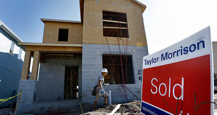 Home prices on the rise: why that is good for US economy