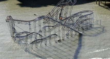 New Jersey's submerged roller coaster to be torn down, not made a tourist attraction