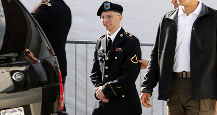 Wikileaks GI Bradley Manning to argue harsh detention merits release