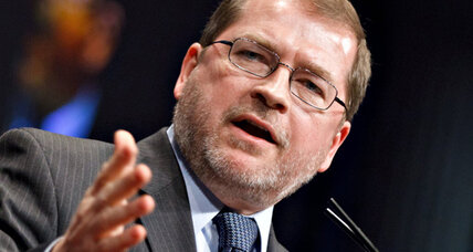 With GOP lawmakers flouting anti-tax pledge, is Norquist losing power? (+video)