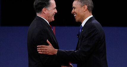 Mitt Romney to lunch with President Obama in White House. Why?