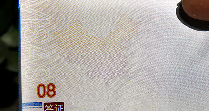 China on passports: Nothing here to see, folks