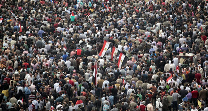Egypt's Muslim Brotherhood sets constitution showdown for tomorrow
