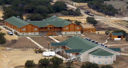 Warren Jeffs' ranch may be seized by Texas