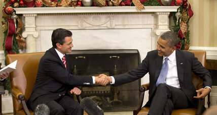 A US-Mexico policy duet?