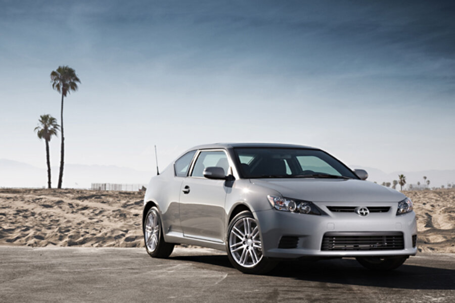 Top 10 Cars With The Best Resale Value Scion Tc