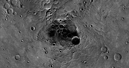 NASA surprised to spot ice on Mercury