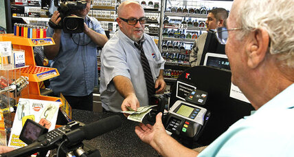 Powerball winners remain mysterious