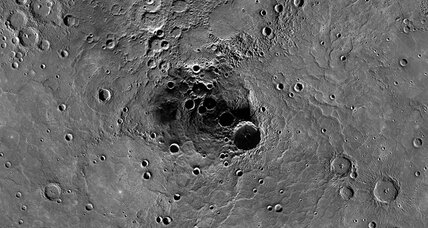 Water ice found on scorching-hot Mercury