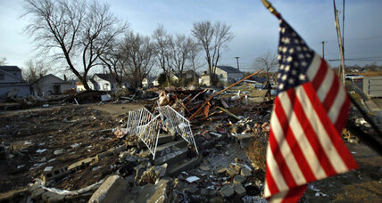 Sandy survivors may be rewarded with higher taxes
