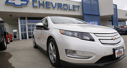 Chevy Volt tops customer satisfaction survey again