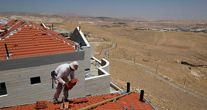 Day after UN Palestine statehood vote, Israel set to expand settlements