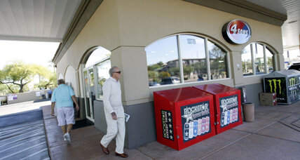 Ariz. Powerball jackpot winner remains a mystery as Mo. winner verified