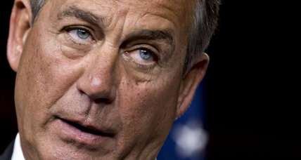 Boehner: Filibuster change 'clearly designed to marginalize' GOP Senators