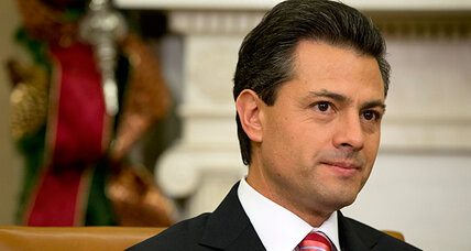 Mexico inaugurates new President Peña Nieto, but takes on 'old' party reputation