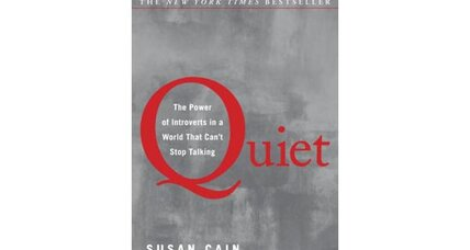 Reader recommendation: Quiet