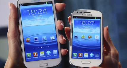 Samsung Galaxy S III takes global sales lead