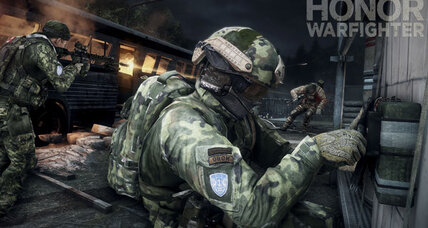 Navy SEALs punished for revealing secrets to video game designers