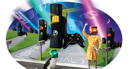 Want a sneak peek at the next Xbox? Look at the Xbox 360.