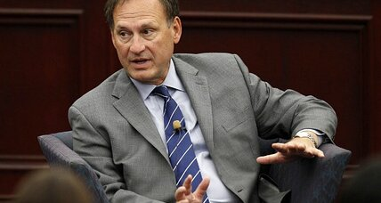 Supreme Court Justice Samuel Alito takes on critics, defends Citizens United