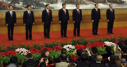 China's new leaders can't rule by pedigree